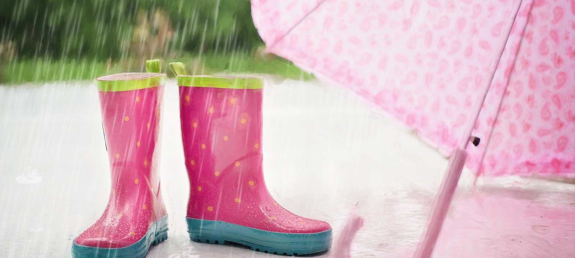 Vordach: Lassen Sie Besucher nicht im Regen steh'n